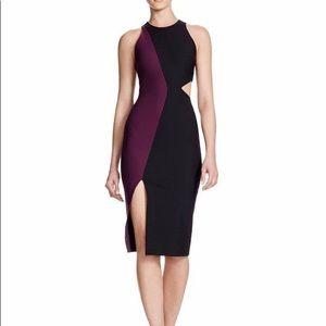 Elizabeth & James Lunai Colorblock Dress size 2
